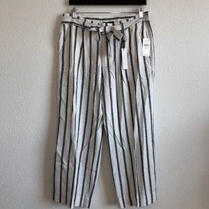 NEW! SANCTUARY striped linen pants